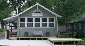 Mazzie front - better than vrbo clear lake iowa 3 bedroom